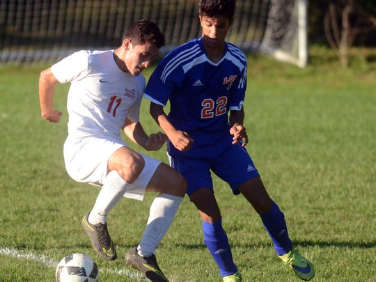 The Pompton Lakes boys' soccer team claimed the school's third overall state title last fall when they defeated Glassboro in the Group 1 title game.