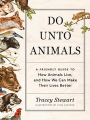 'Do Unto Animals' by Tracey Stewart to be published