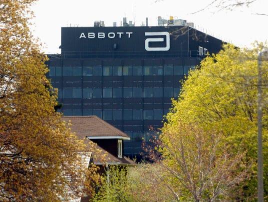 story money abbott laboratories jude medical acquisition