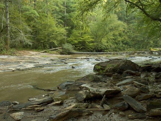 12 Mile River