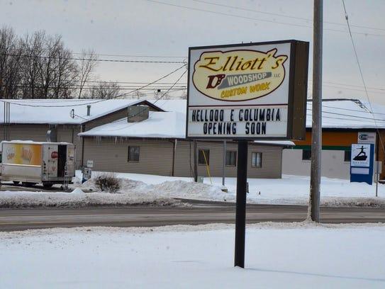 Elliott's Woodshop will be having its grand reopening