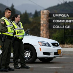 Deadly rampage at Umpqua Community College in southern Oregon