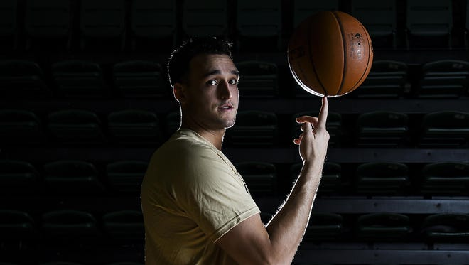 Former CSU basketball forward JJ Avila isn't expected to get drafted by an NBA team Thursday. He's OK with that, as long as you don't count him out.