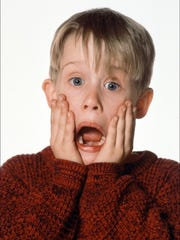 Macaulay Culkin in 'Home Alone.'