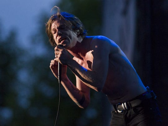 Matt Shultz will perform with Cage the Elephant March 4 in West Lafayette.