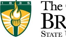 The College at Brockport State University of New York logo.