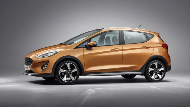 Ford revealed its next-generation Ford Fiesta in Cologne, Germany on Nov. 29, 2017.