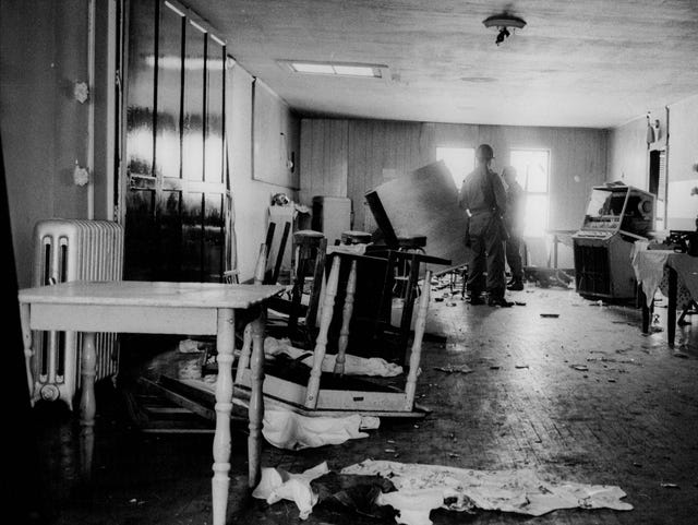 Detroit '67: Officer who led raid on blind pig that ignited