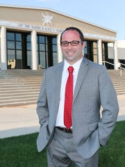 Jason Butikofer resigned as SUU's athletic director Tuesday