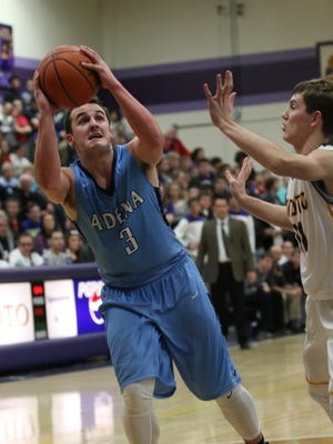 Adena's Jonathan Thomas was named the 2015-16 Scioto Valley Conference Player of the Year after averaging 23.9 points and 6.9 rebounds per game.
