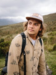 Cam Johnson, who grew up in West Salem, died Jan. 6 while traveling in Ecuador. This photo was taken two days earlier at Cotopaxi National Park.
