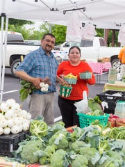 The popular EastChase Farmers Market opens on May 12 at 7 a.m., and lasts until noon.