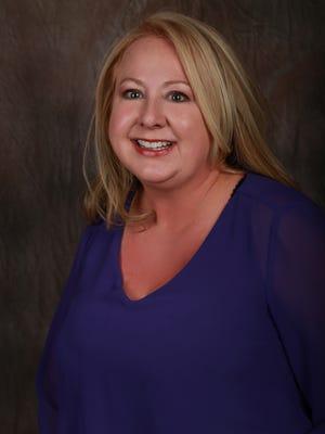Cheryl Carreon, a teacher at East Picacho Elementary School.