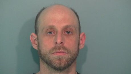 Charley Leroy Cavilee, 43, of Salem, pleaded guilty to 24 counts of identity theft and two counts of mail theft. He will serve seven years and 10 months in prison.