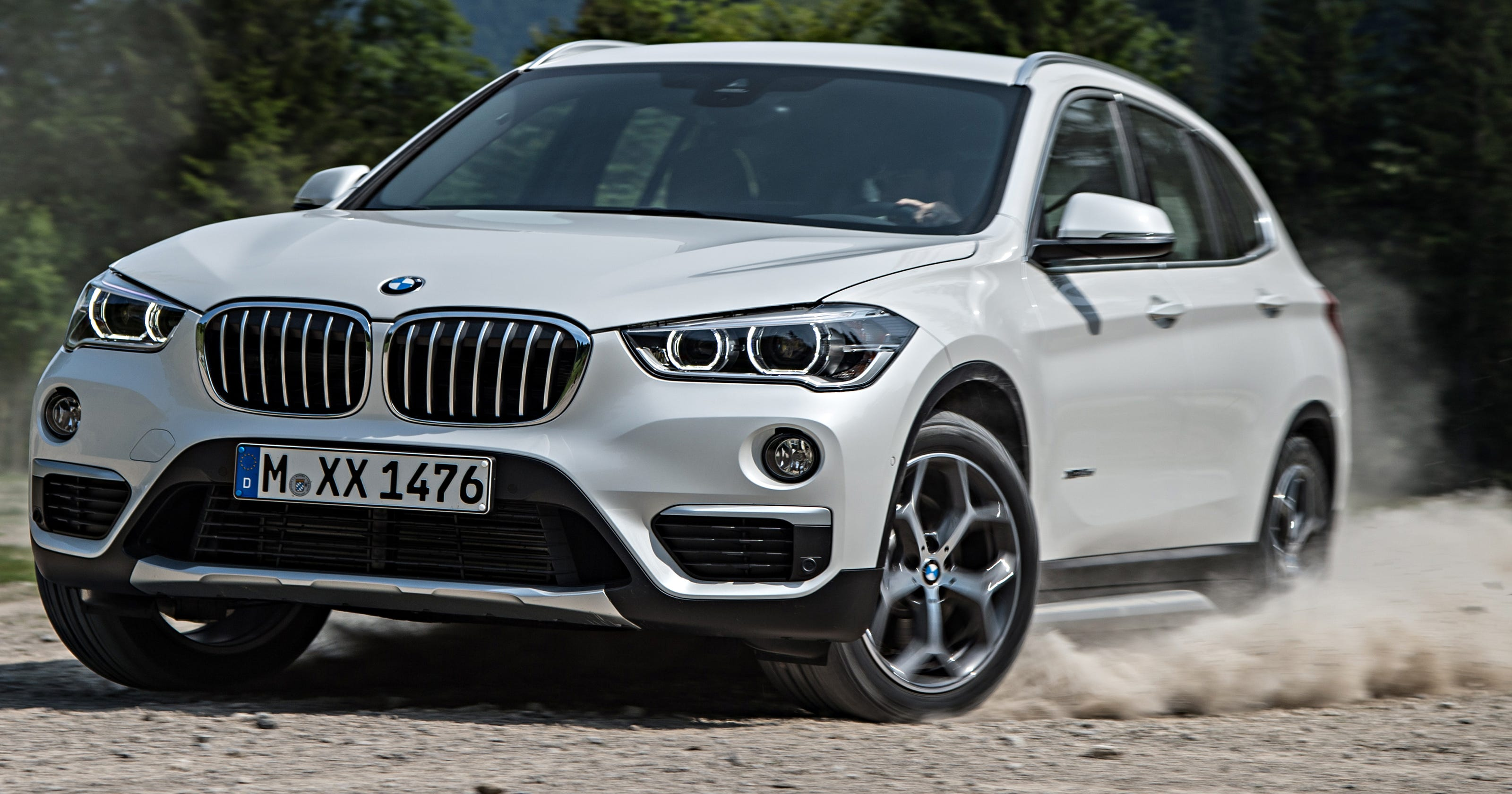 Review 2016 Bmw X1 Is Nimble But Not A Standout Small Suv