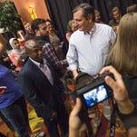 Cruz makes late push for Glenn in Loveland