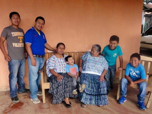 rosita's family