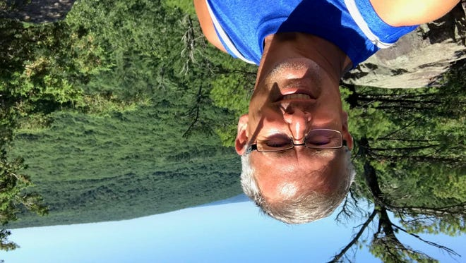 John Hendricks of Ixonia took video of an encounter he had with a rattlesnake during a visit this summer to Devil's Lake.