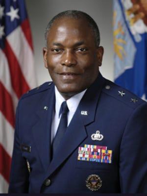 Gen. Ronnie Hawkins