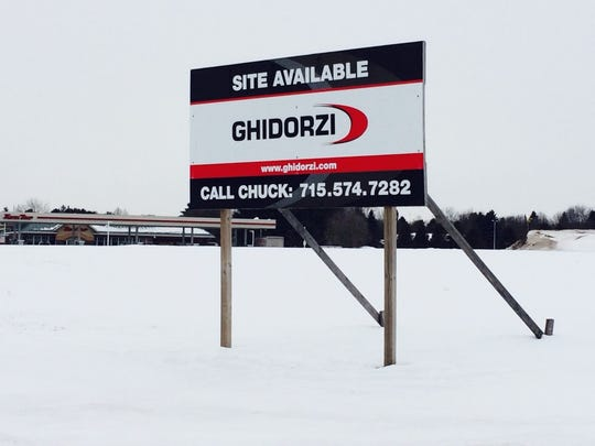 The Ghidorzi Cos. property at 2800 Stewart Ave., photographed on Feb. 3, 2015.