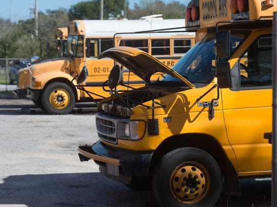 The Head Start program has a fleet of buses that is old and unreliable. Many of its buses are often out of service, making it difficult for the organization to get students to and from its programs.