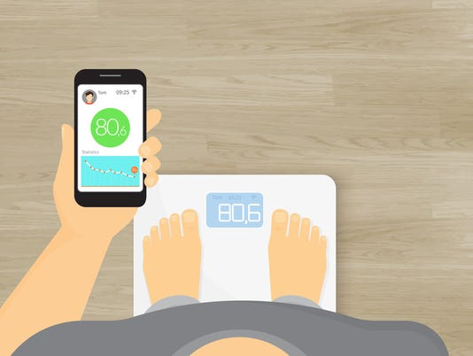 Using a weight-loss app? Study of millennials says it doesnít help much