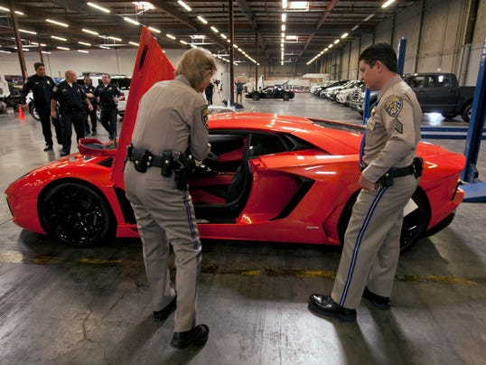 California becomes more golden for auto thieves for Golden state motors bakersfield