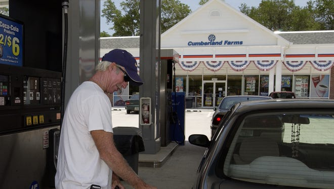 The Cumberland Farms store