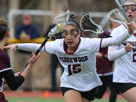 Summit vs Ridgewood -- Girls Lacrosse - Rematch of last year's Tournament of Champions won by Summit.