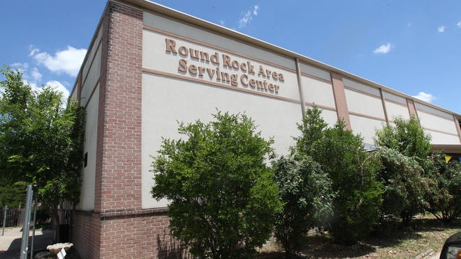 The Round Rock Area Serving Center facility on East Main Street opened in 2006.