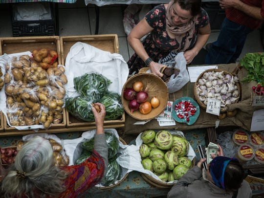 As farmers markets wind down across Larimer County, check out the final bits of the fall harvest through October.