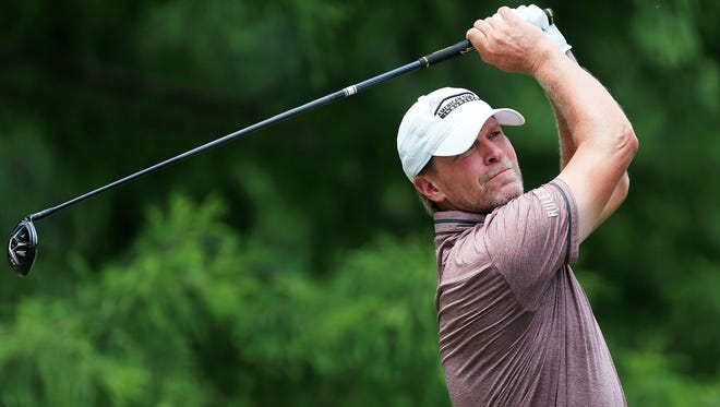 Steve Stricker has made the cut in 26 consecutive majors, a streak that dates to the 2009 PGA Championship.