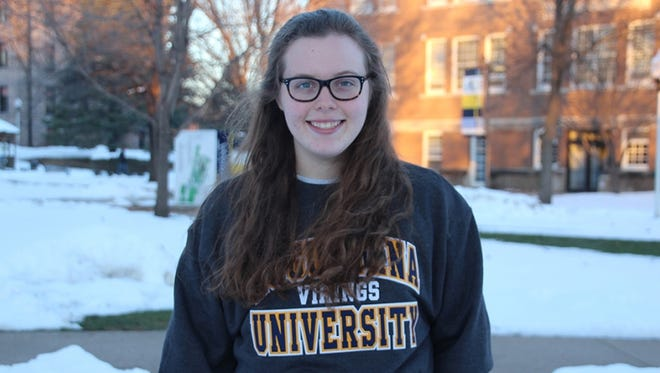 Hannah Norem, a sophomore at Augustana, will be a contestant on Jeopardy in January.
