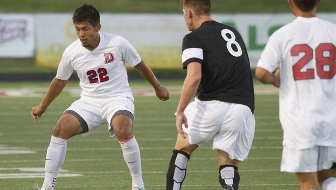 The Dixie State men's soccer team has set several school records this season and look to break several more with two home games this weekend.