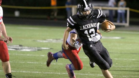 Nick Lisenbee and North Buncombe travel to Mountain
