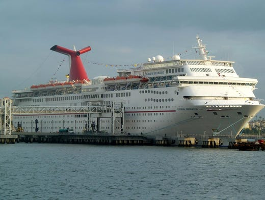 Another Carnival Ship Emerges From Makeover