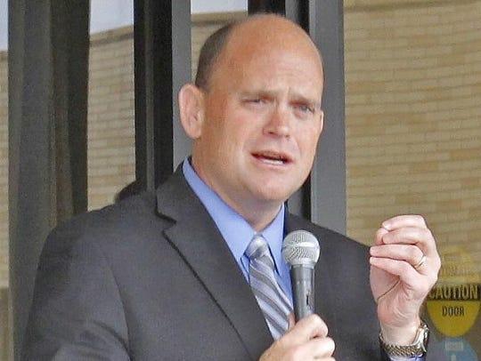 U.S. Rep. Tom Reed, R-Corning.