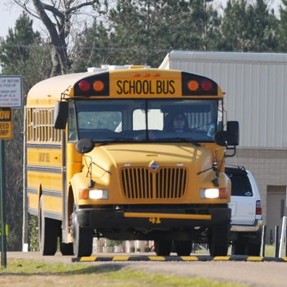 Oak Grove High School is shown in this file photo.