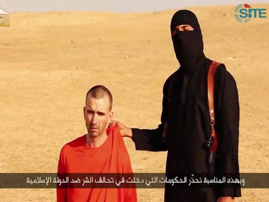 David Haines beheading
