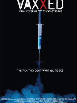 """""""Vaxxed: From Cover-Up to Catastrophe"""" will play at B&B Theaters in Ozark next week."""
