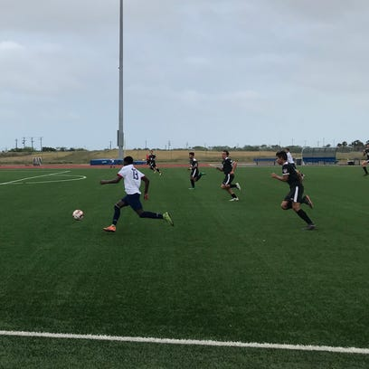 Area products shine as Corpus Christi FC makes its debut