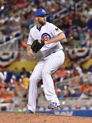 Wade Davis has become one of MLB's best relievers.