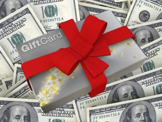 One lucky winner will win a $1000 holiday shopping spree. Enter 11/13-11/26.