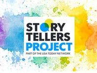 Discounted tickets to our Storytellers night!