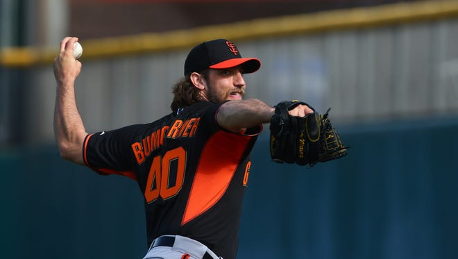 Madison Bumgarner pitched 270 innings last year, the most by any pitcher 25 years or younger since 2000.