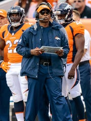 New Broncos coach Vance Joseph is off to a 2-0 start.