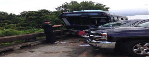 Bus driver in fatal La. crash had no license