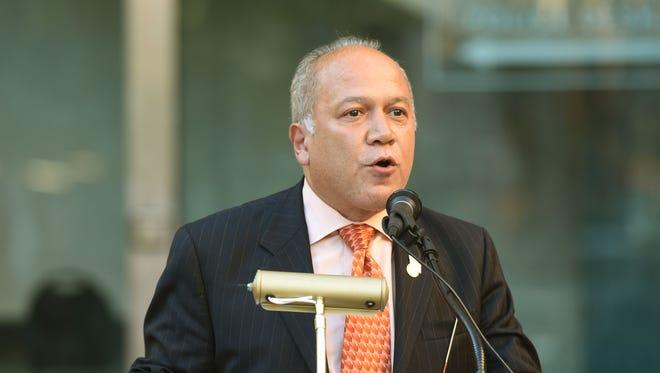 Mayor Joey Torres of Paterson.