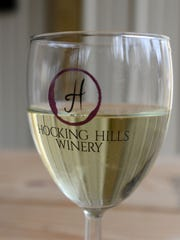 Hocking Hills Winery in Logan opened to the public on April 4. The local wine marker's tasting room and patio are open Wednesday through Sunday.