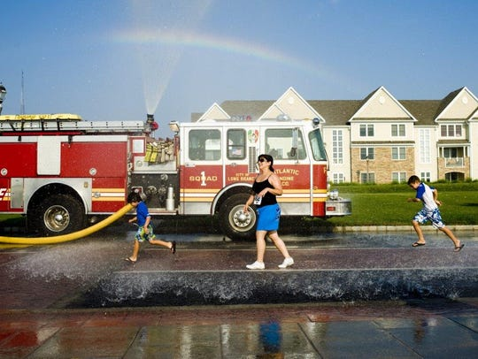 The Long Branch Fire Department will get a federal